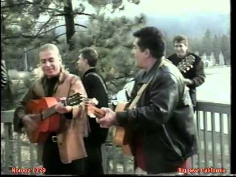 Ahmad Reza Nabizadeh & MahroRaghse Mahtab