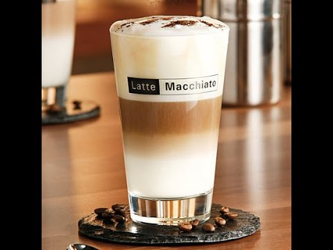 schaerer latte macchiato youtube