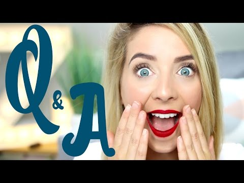 Periods & One Direction | #AskZoella The Juicy Edition