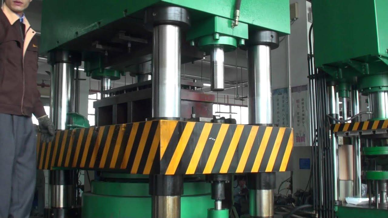 500T Blanking machine/Hydraulic blanking press/Cutting ...
