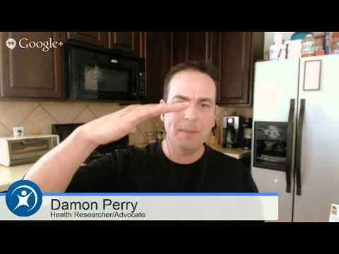 Venus Prime Health - with Damon Perry - TweetTalk.TV