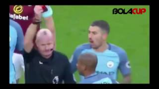 Manchester City 2 - 1 Burnley All Goals & EXTENDED Highlights - Premier League / 02/01/17