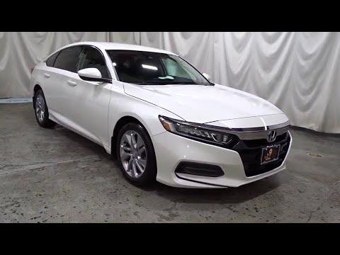 2018 Honda Accord Sedan Hudson, West New York, Jersey City, Tenafly, Paramus, NJ HHJA190565UU