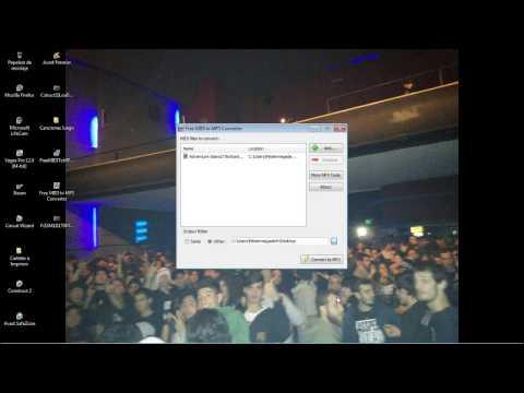 Tutorial - Convertir MIDI a MP3 Facilmente (Freeware)