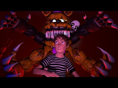 (FNAF SFM) Sweet Dreams (Song By Aviators)