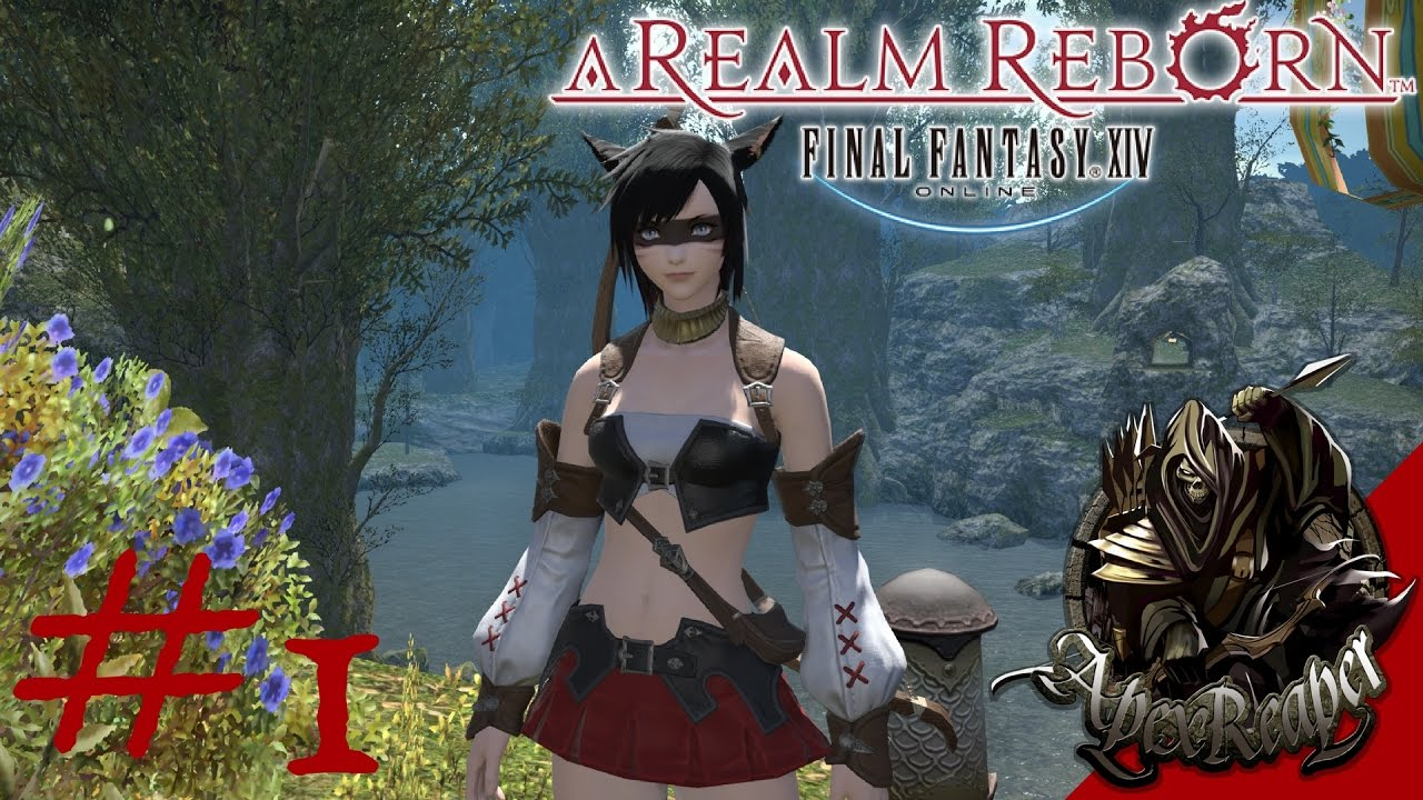 how to play final fantasy xiv in singapore