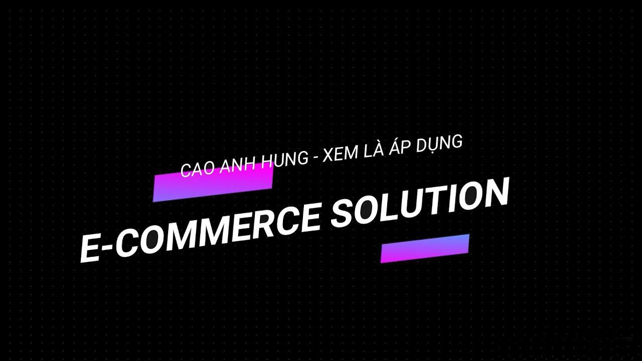 E-COMMERCE Cách đấu thầu từ khóa Shopee