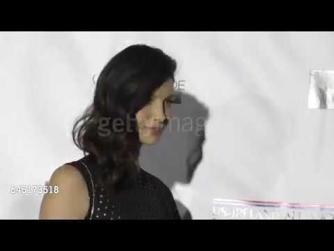 Outlander | Caitriona Balfe ~ P2 Oscar Wilde Awards Red Carpet & w/ Fans