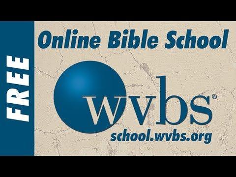 FREE: WVBS Online Bible School