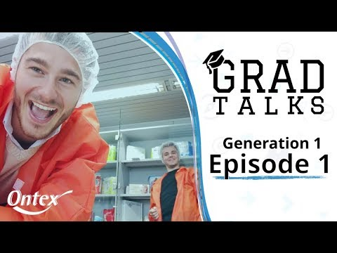Ontex GradTalks 1 - Four weeks in the plant