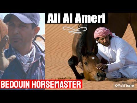 Bedouin Horsemaster Ali Al Ameri