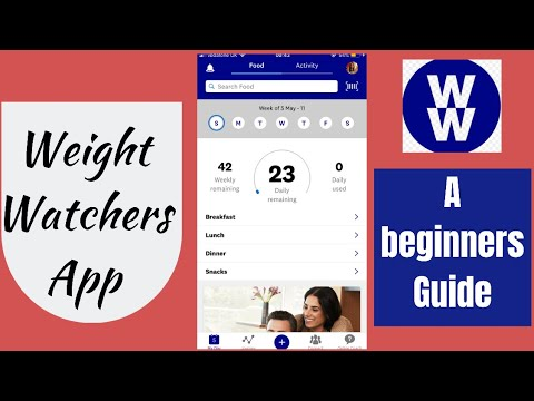 Weight Watchers App Tutorial 2019 | How To Track Your Food