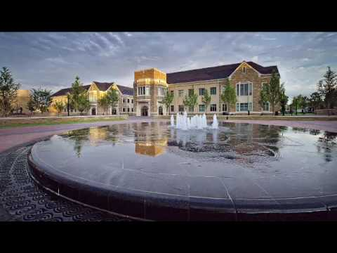 2016 University of Tulsa Fall Commencement