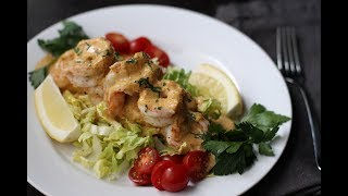 Andrew Zimmern Cooks: Poached Shrimp Remoulade