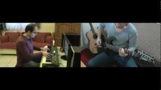 Rhapsody of Fire / Luca Turilli - Ad Infinitum & Heroes of the Waterfalls' Kingdom Cover + TABS