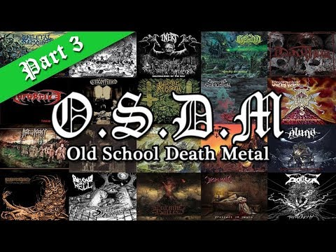 OLD SCHOOL DEATH METAL (Part 3) | New Bands 💀