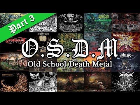 OLD SCHOOL DEATH METAL (Part 3) | New Bands 💀