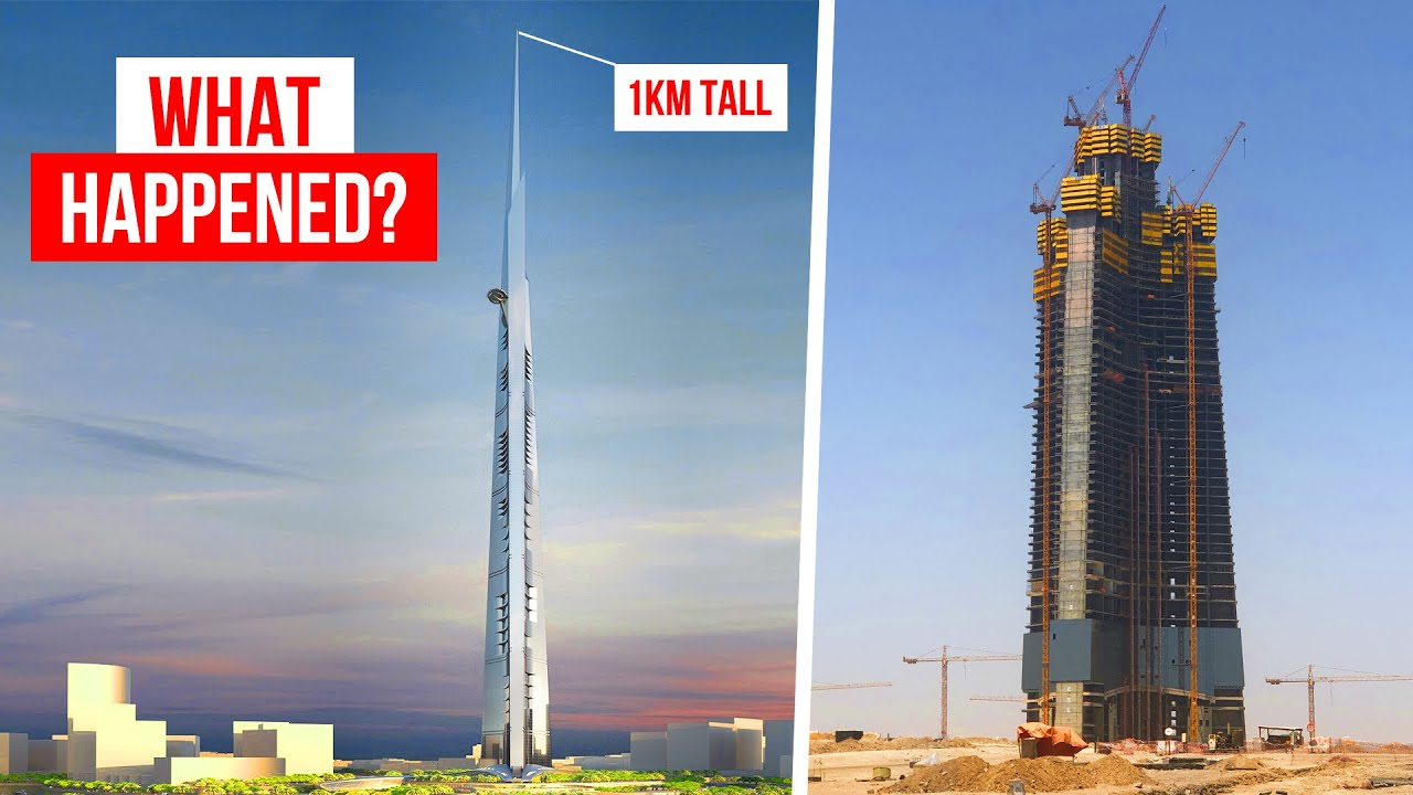 Jeddah Tower: Building the World's Tallest Skyscraper