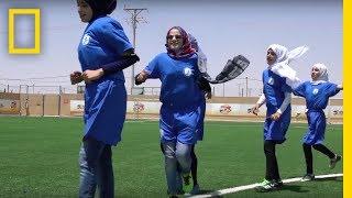Soccer is Kickstarting Joy For Kids Living in This Refugee Camp | Short Film Showcase