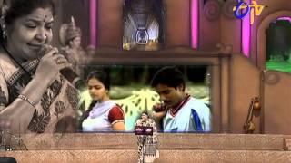 Swarabhishekam - స్వరాభిషేకం - Kallaloki Kallu Petti - Chithra - 22nd Dec 2013