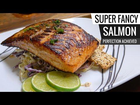 Sous Vide Fancy Salmon