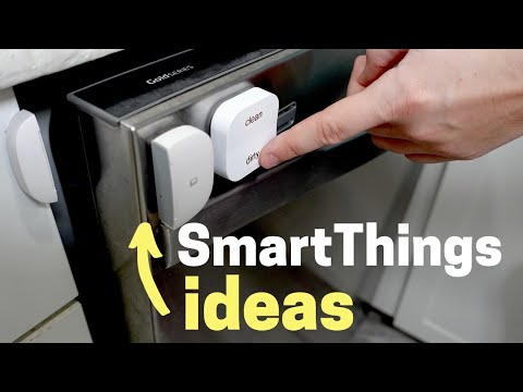 10 SmartThings Ideas to Automate Your Home