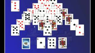 Pyramid Solitaire Deluxe - Free Online Game