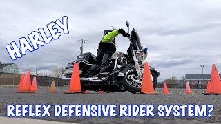 IS HARLEY REFLEX DEFENSIVE RIDER SYSTEM-RDRS WORTH THE MONEY?