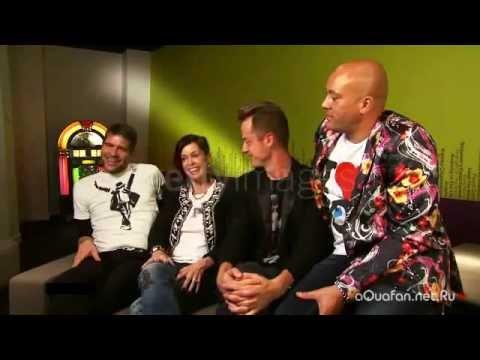 Aqua. Interview / 24.09.2009 / Not released