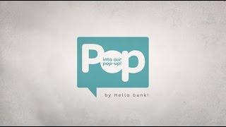 BUTIK – HelloBank! Popup Aftermovie – 2014