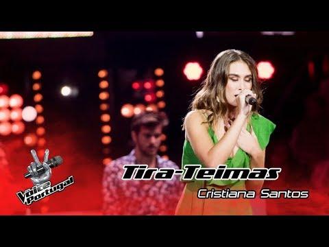 "Cristiana Santos - ""Right To Be Wrong"" | Tira-Teimas | The Voice Portugal"