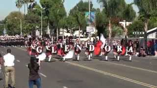 Glendora HS - The Voice of the Guns - 2014 La Palma Band Review