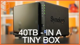 Synology DS416play NAS - You'll get attached to THIS storage! eeey...