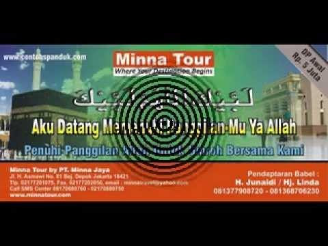 Contoh Spanduk Haji Youtube