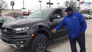 2019 Ford Ranger Lariat, For Sale at Oxmoor Ford Lincoln, Louisville, KY