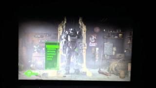 Fallout 4 ПК на минимальных настройках ноут