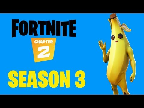 When Does Fortnite Chapter 2 - Season 3 Start? (Season 2 End Date)