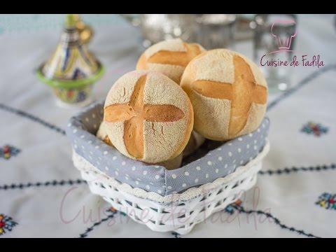 Pain Marocain خبز مغربي