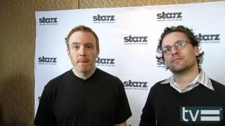 Black Sails (Starz): Jonathan Steinberg & Robert Levine Interview