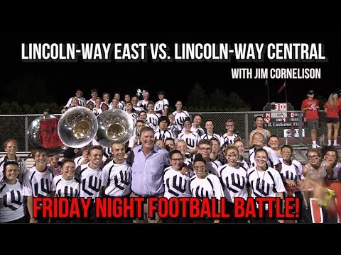 Friday Night Football Battle (Lincoln-Way East vs. Lincoln-Way Central)