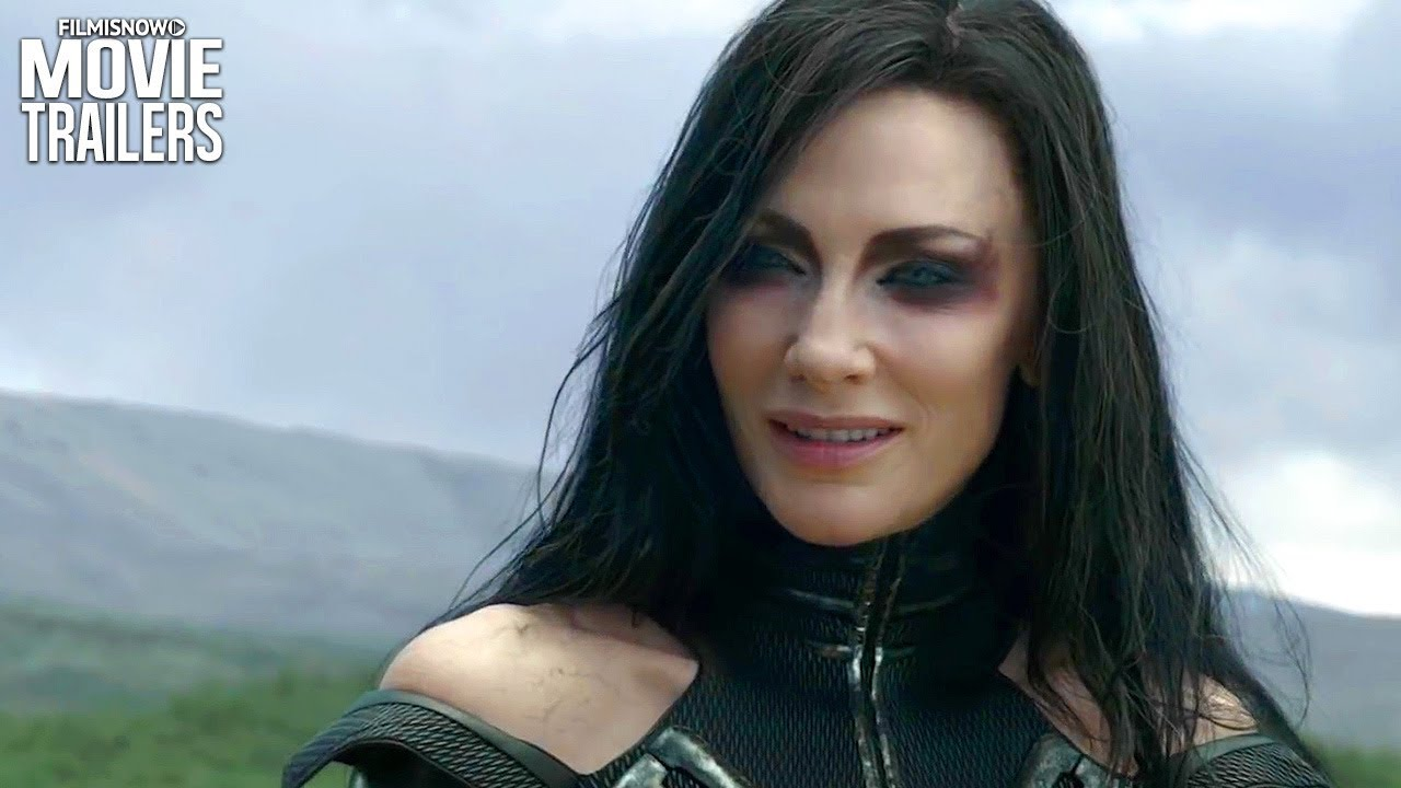 Thor Ragnarok Cate Blanchett S You Can Be Anything You Want Motivational Message Youtube