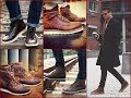 Top-25 Men's Winter Shoe Trends 2018
