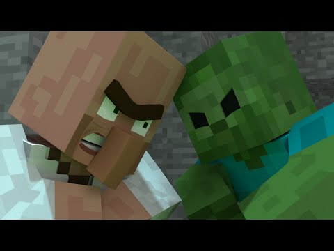 Annoying Villagers 4 - Minecraft Animation