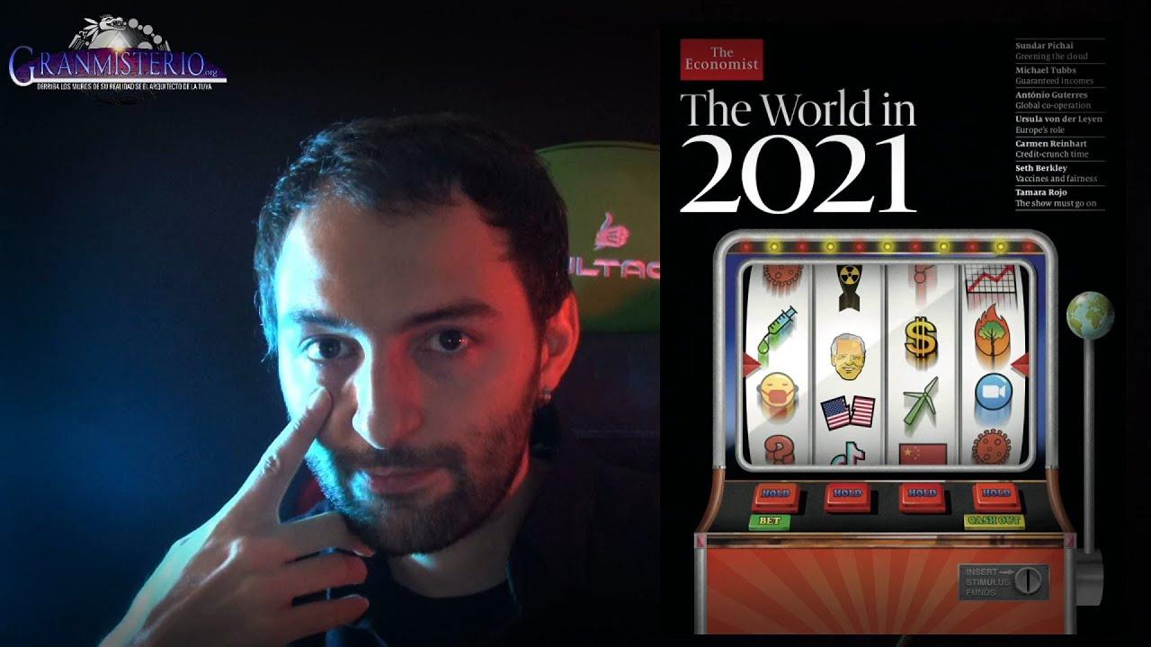 Las IMPACTANTES profecías de The Economist 2021 💥