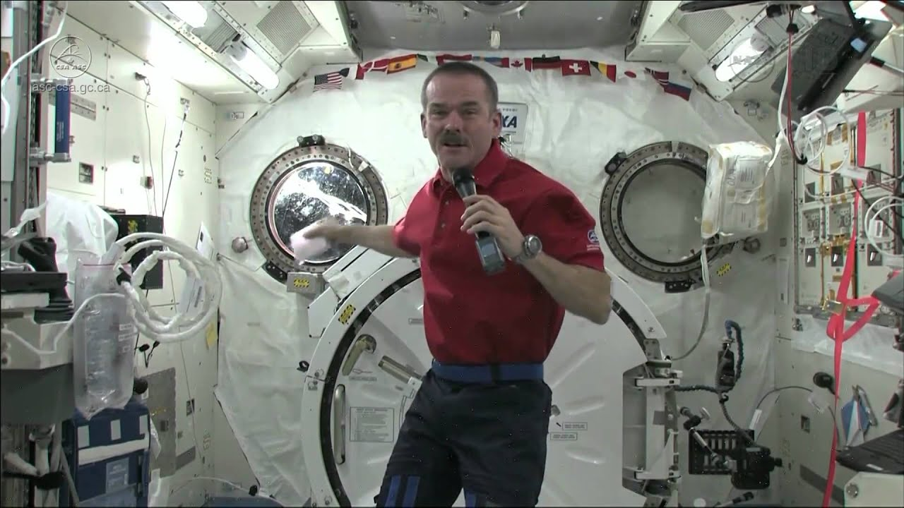 How To Barf, Puke, Vomit In Space | Video - YouTube