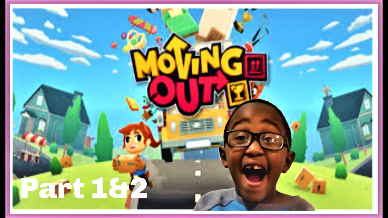 moving out 1 Video game