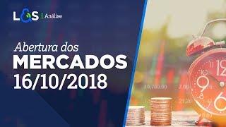 Abertura dos Mercados - 16/08/2018 - Parte 1 | L&S Análise