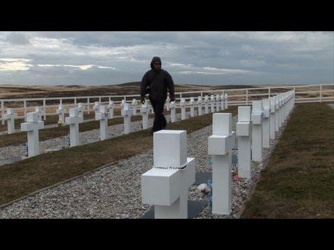 Falkland-Inseln sind auch 30 Jahre nach Krieg Zankapfel