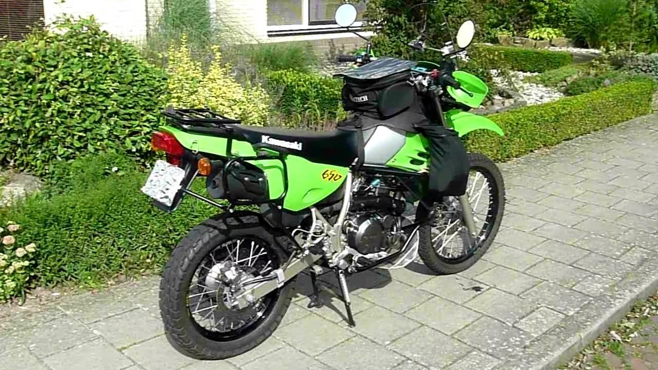 Kawasaki Klr 650 C Klr650 Youtube