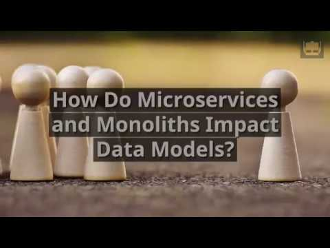Still Struggling Between Monoliths and Microservices? Think About Your Data Models